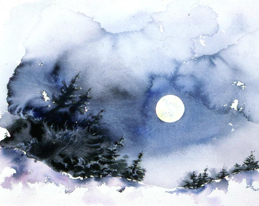 Full Moon, January 30, 2010