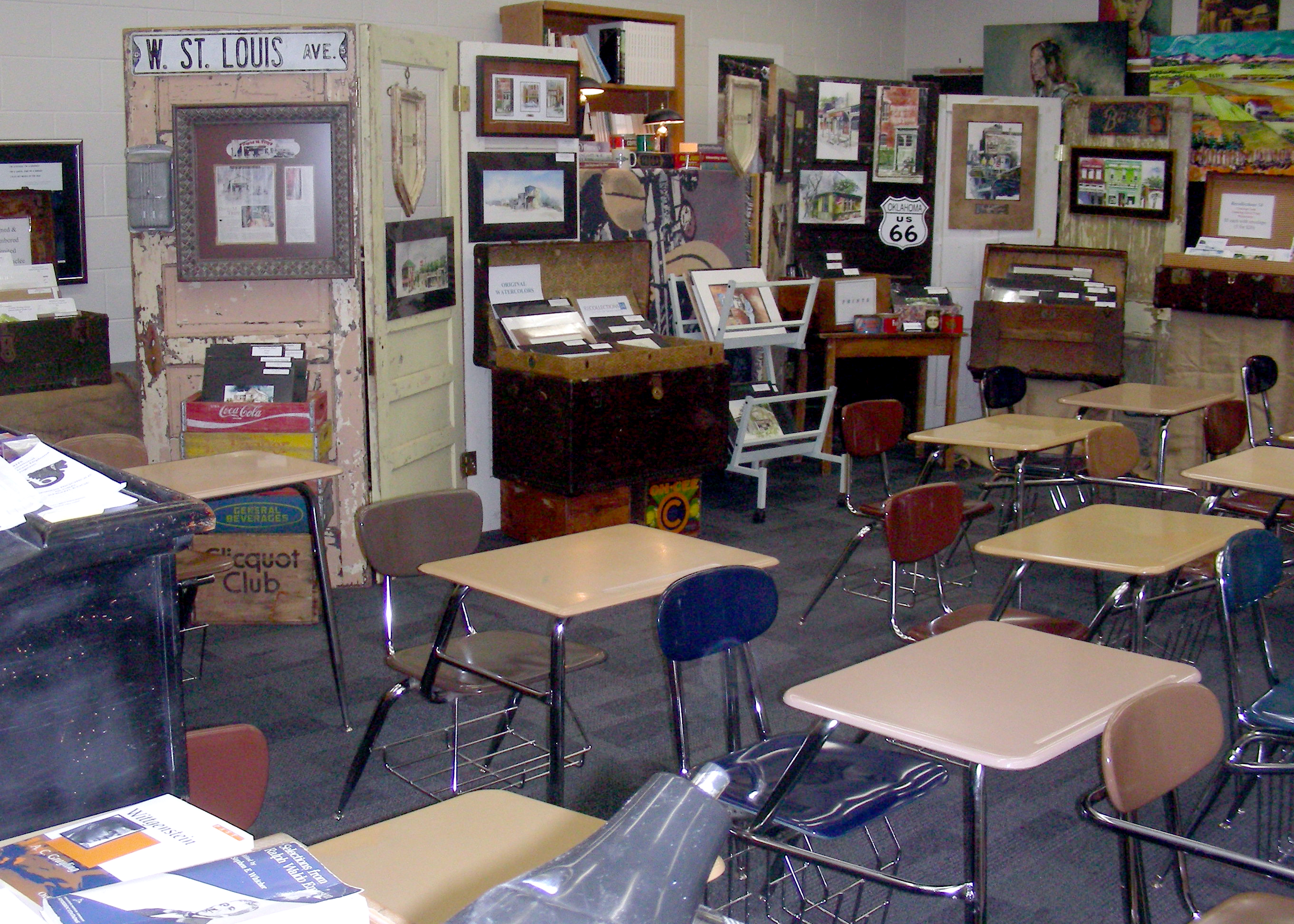 Rustic Classroom Decor ~ My rustic gallery december recollections