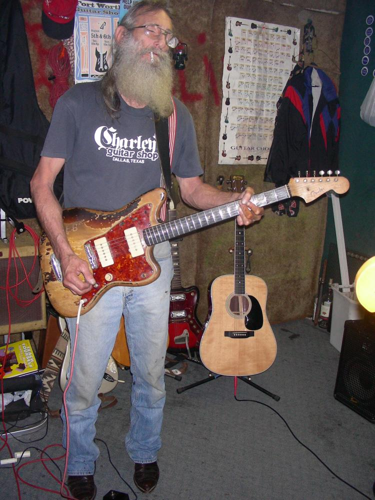 The Passing of a Local Blues Guitar Legend (1/2)