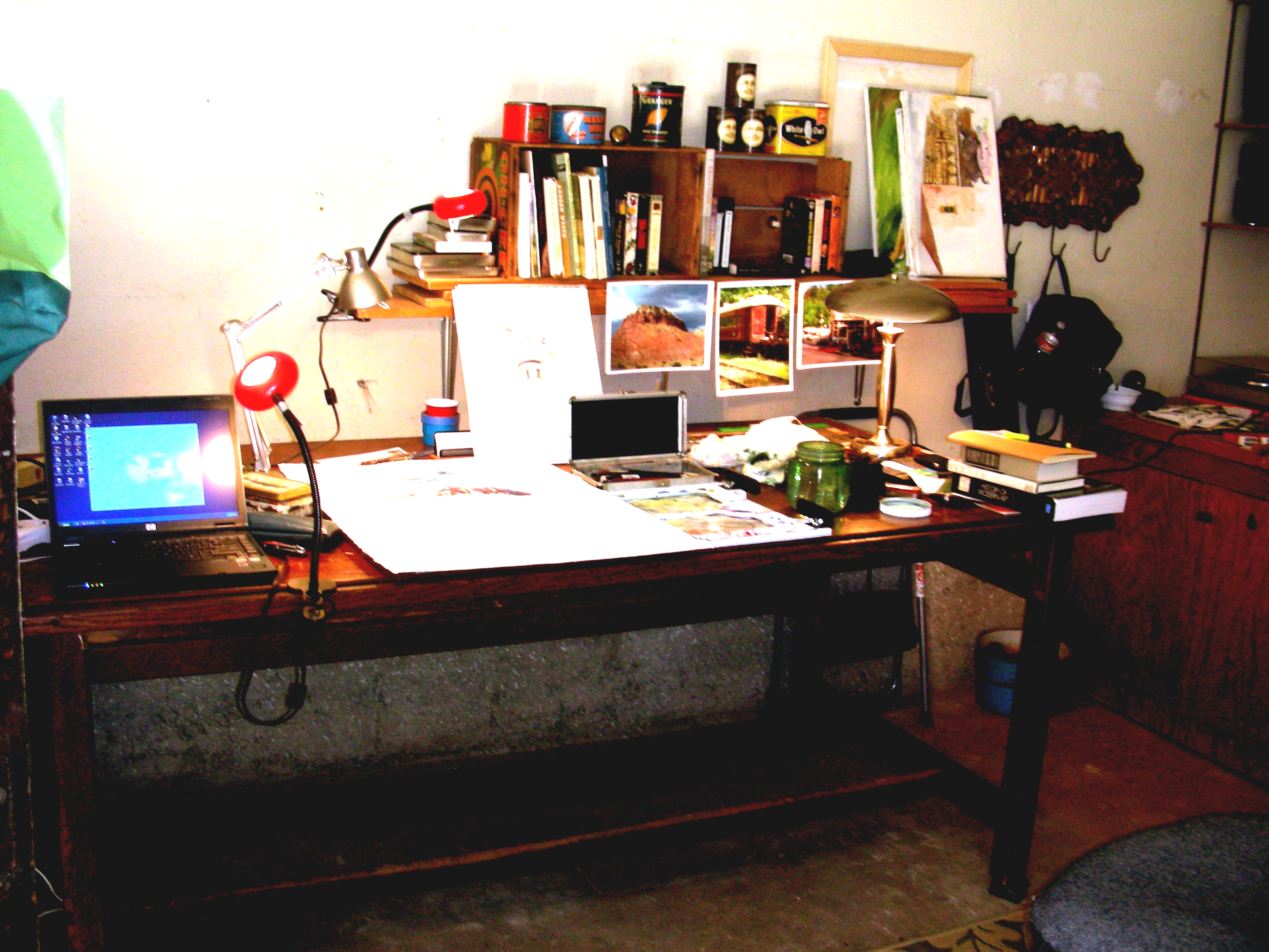 Man Cave Art Studio : Meditations from the man cave recollections art of david