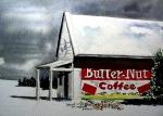 Butternut Christmas Card