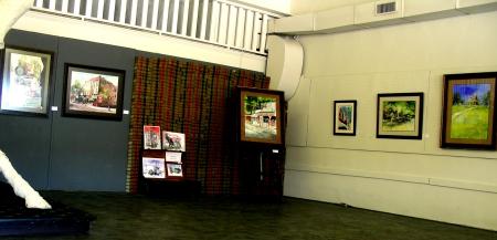 Show at Burson Gallery, March 3, 2013