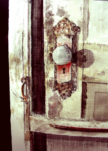 Warm, Proustian Screen Door Memories