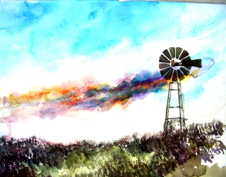 Windmill Two