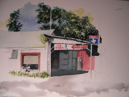 Tire Shop in Edom, Texas