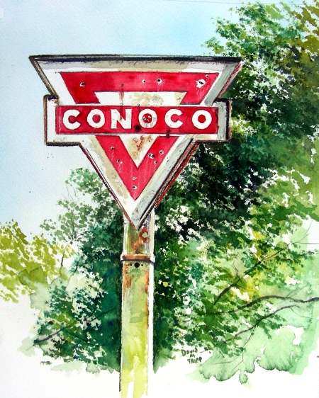 Conoco Recollections