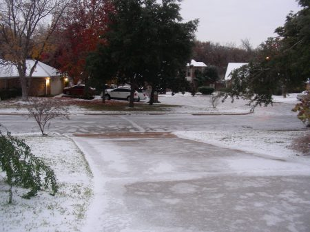 Second Frozen Dawn