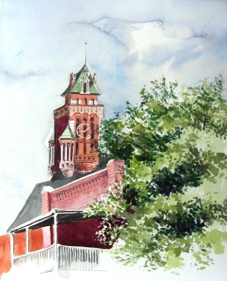 Paint Historic Waxahachie
