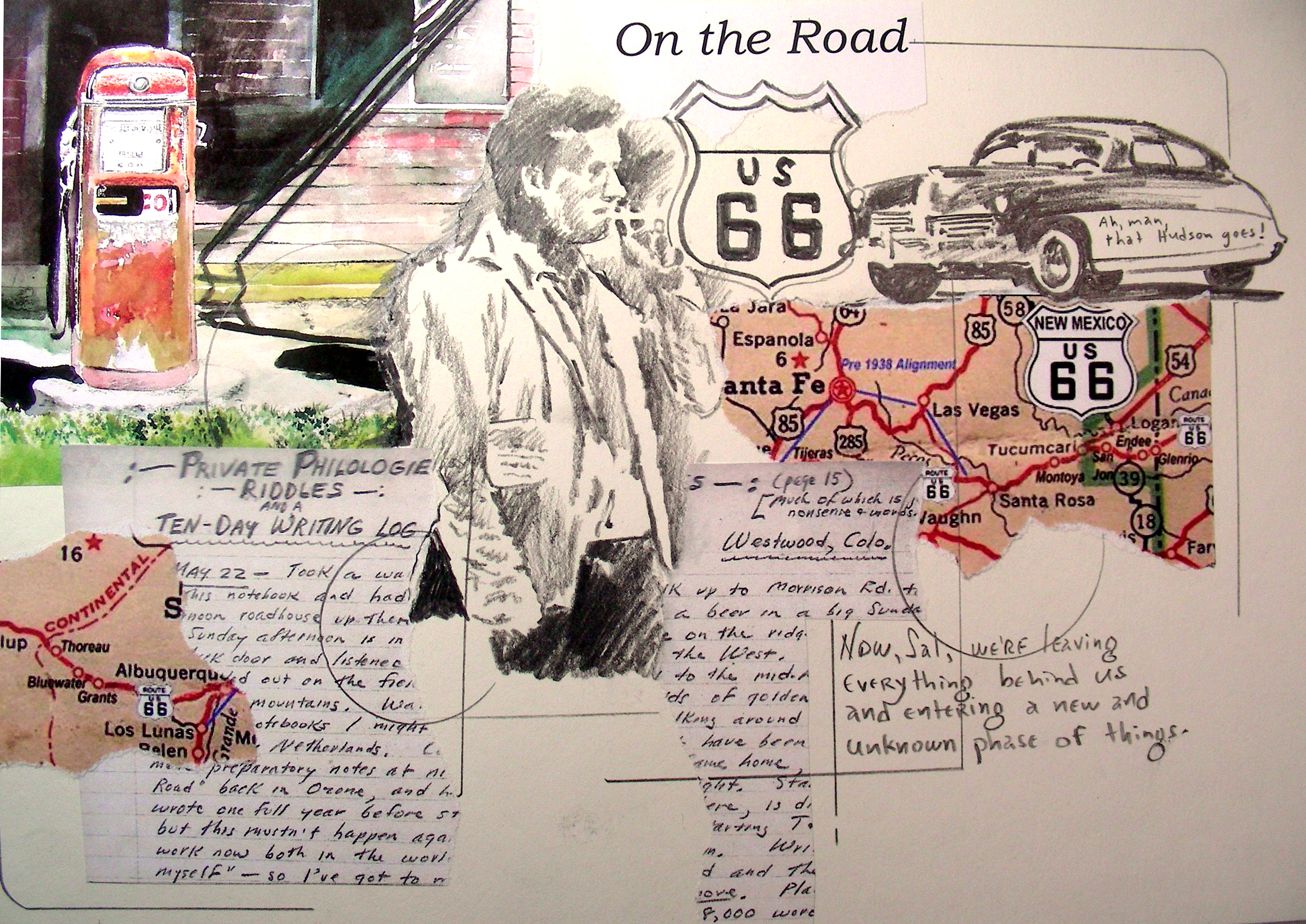 the road by aaron bellam essay Free essay: in the novel, the road, cormac mccarthy illustrates the expressions, settings and the actions by various literary devices jenny l mrs johnson ap english 4 february 22, 2014 the road by cormac mccarthy research paper imagine a world where the.