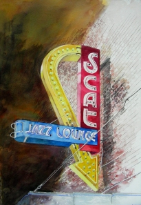 Scat Jazz Lounge, Fort Worth, Texas