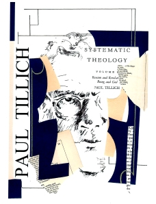 Paul Tillich Collage