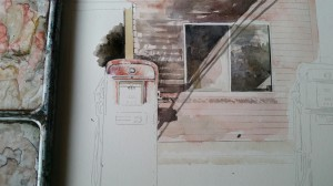 Continued Work on the Gas Station