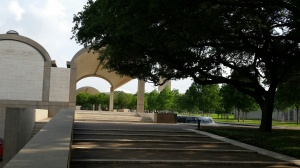 An Evening at the Kimbell Art Museum, Fort Worth