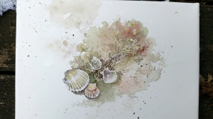 Resulting Watercolor