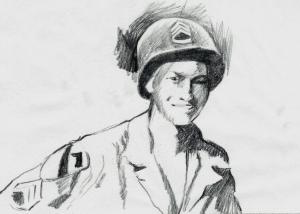 Staff Sgt. Jerry Tripp
