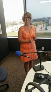 Talk Radio Host Heidi Valdez Hardy