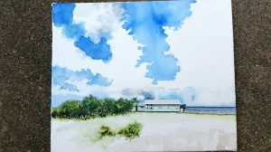 Continued Work on the Laguna Madre Landscape