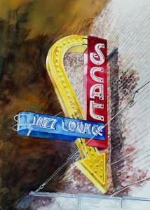 Fort Worth's Scat Lounge