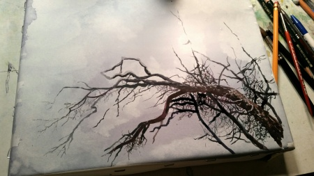 tree wc