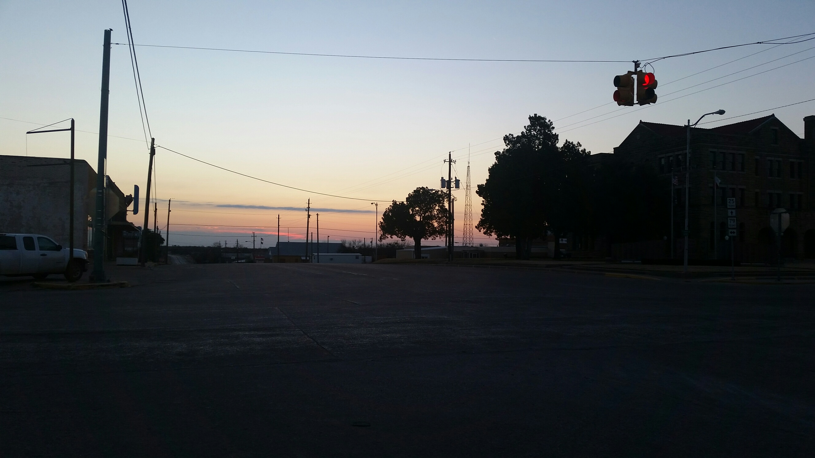 sunrise archer city