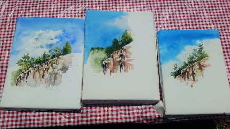 three watercolors (2)