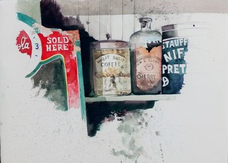 store-shelf