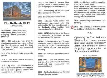 redlands history
