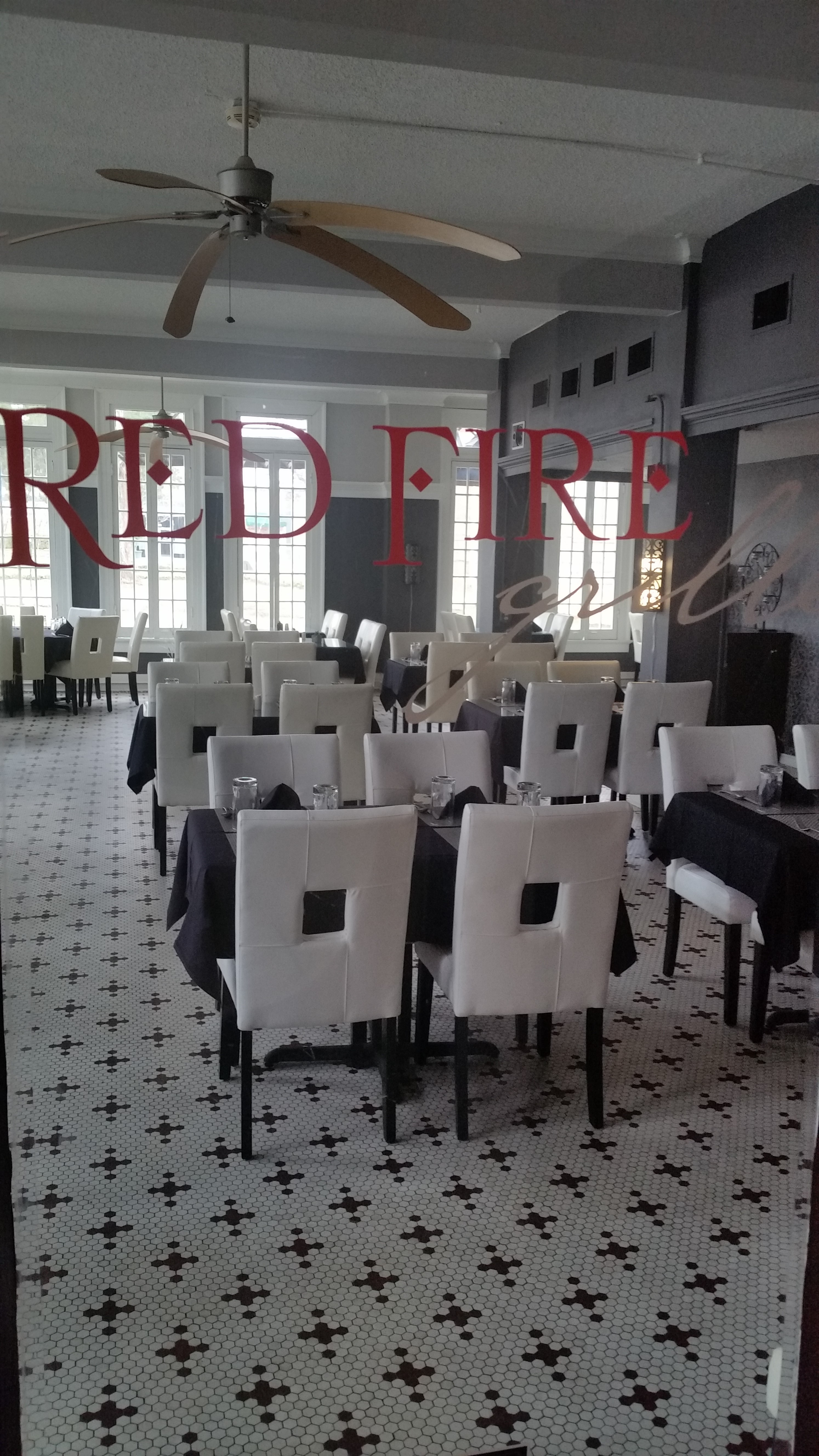 redlands red fire