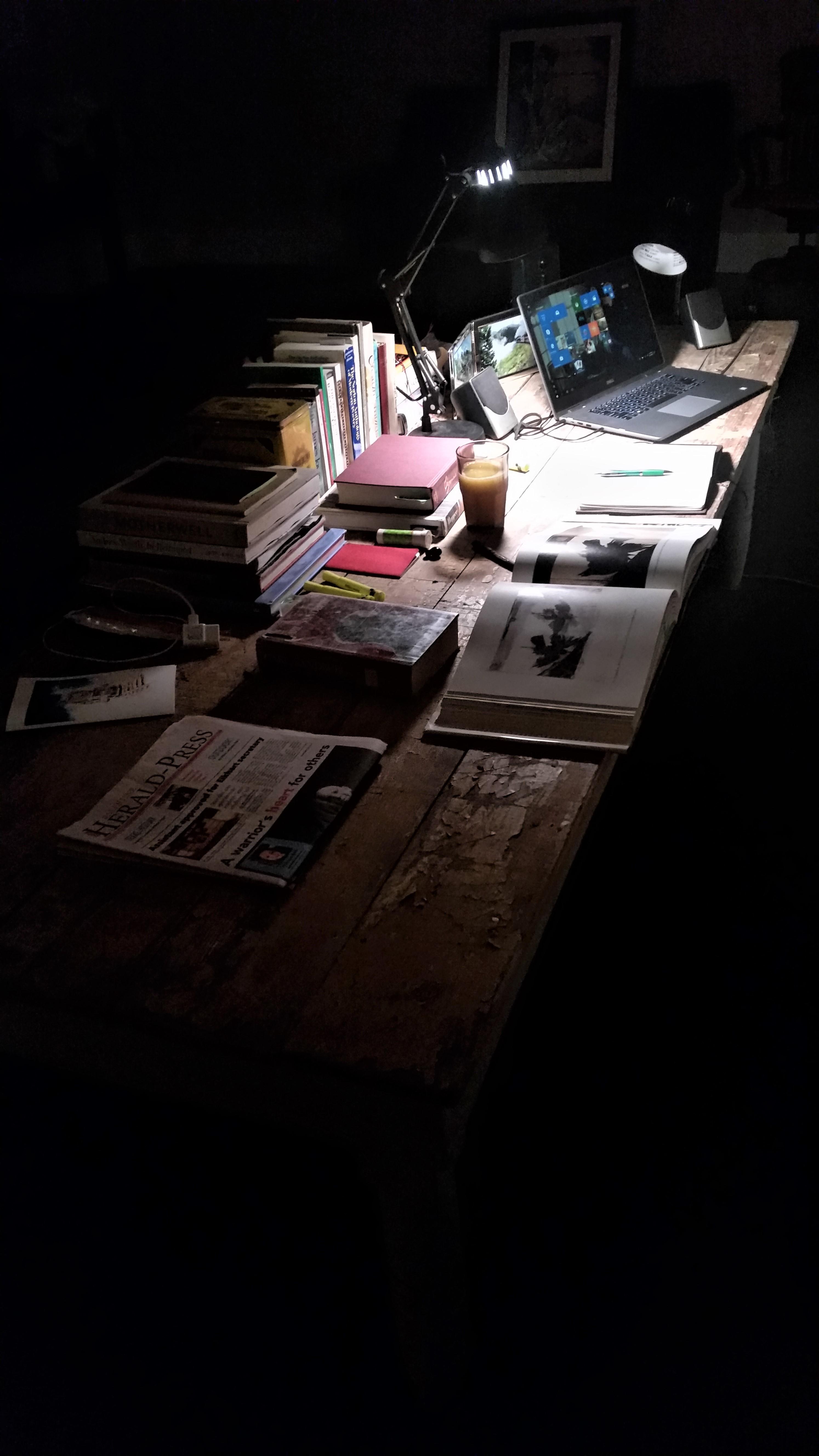 redlands studio dark
