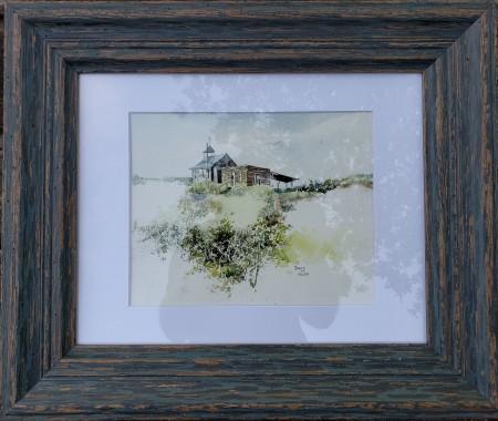 Terlingua framed