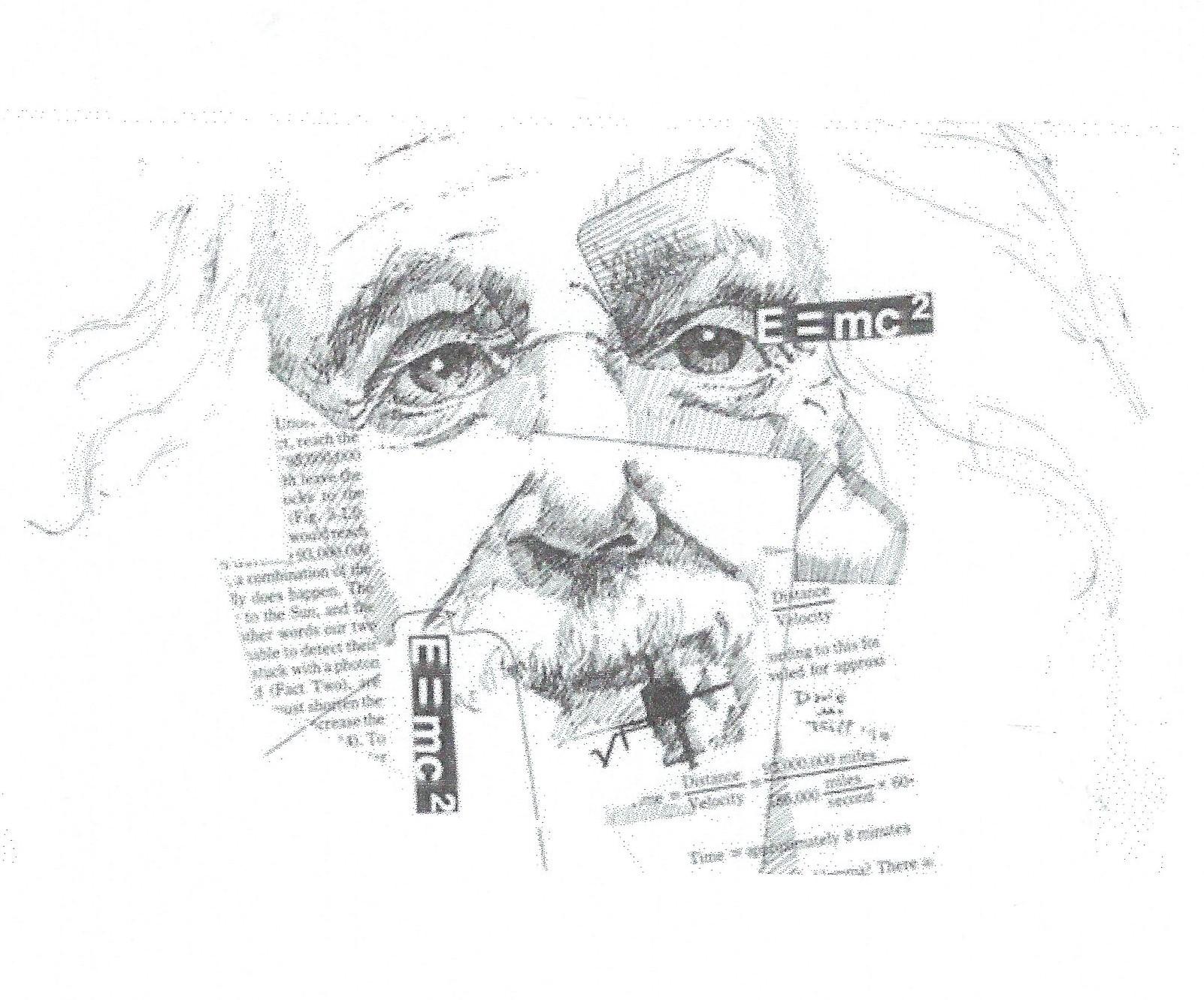 Einstein horizontal